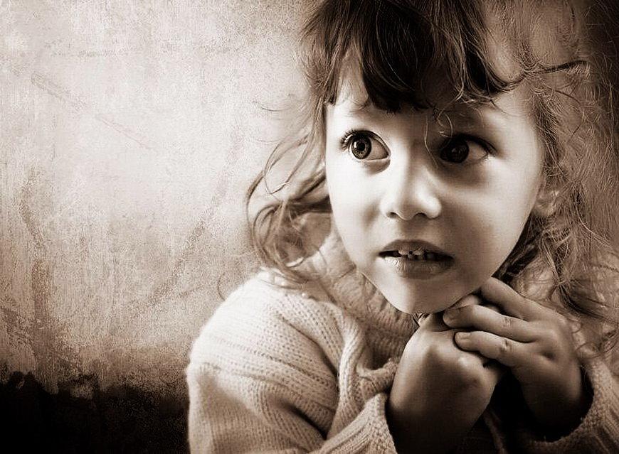 страх смерти у ребенка